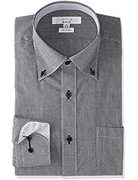 [タカキュー] Shirts Code 形態安定 スリムフィットボタンダウンシャツ メンズ 110214619803833