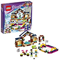 """レゴ(LEGO)フレンズ スキーリゾート""""スケートリンク"""" 41322"""