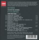 Beethoven: The Orchestral Recording / Symphonies & Overtures 画像