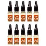 電子タバコ リキッド 10本セット VAPETORA3 (マルボロブラックメンソール風味)