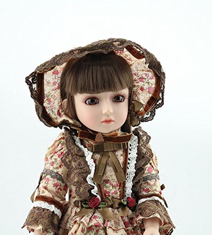 NPK COLLECTION 45cm ドール お人形 きせかえ人形 新年プレゼント 可愛い女の子 誕生日プレゼント