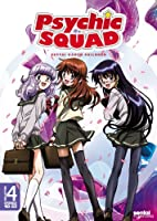 Psychic Squad: Collection 4 [DVD] [Import]