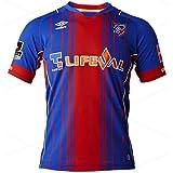 アンブロ(UMBRO) FC東京レプリカ・ホームS/S UDS6519H BLU ブルー M-L