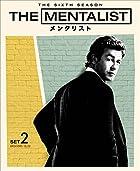 THE MENTALIST/メンタリスト 後半セット(2枚組/15~22話収録)
