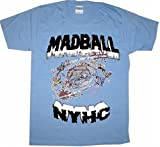 MADBALL<br />New Samurai Ball T-Shirts (Light Blue)(Tシャツ)(ライトブルー)(S Size)(MDBJT-16)