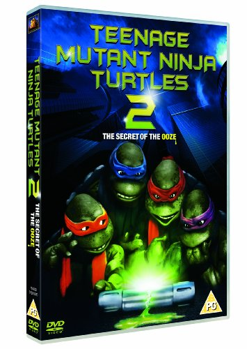 20TH CENTURY FOX Turtles 2 Secret Of The Ooze [DVD]