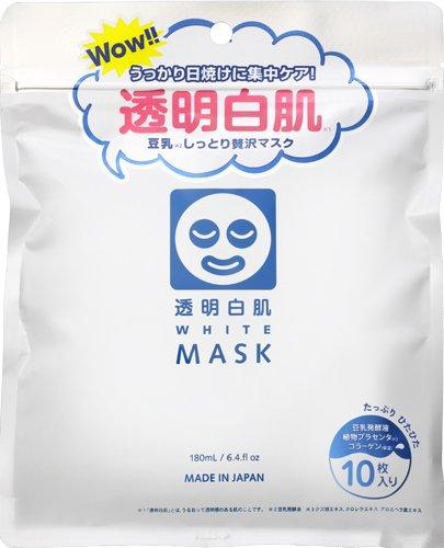 ホワイトマスクN 10枚数