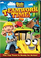 Bob the Builder: Teamwork Time / [DVD] [Import]