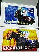 競馬 JRA エピファネイア 神戸新聞杯 & 菊花賞 クオカードセットです。