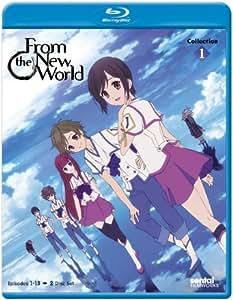 新世界より:コレクション1 北米版 / From the New World: Collection 1 [Blu-ray][Import]