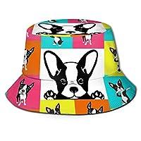 ハット 帽子 ブルドッグ あたま キャップ バケットハット つば広 大きいサイズ 軽薄 通気性抜群 紫外線対策 折りたたみ アウトドア 釣り ハイキング 登山 おしゃ レディース 男女兼用