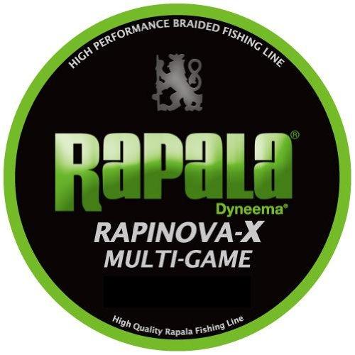 ラパラ ラピノヴァX マルチゲーム 0.6号 150m RLX150M