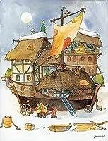 Janosch-Adventskalender Traumschiff