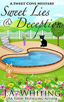 Sweet Lies and Deception (A Sweet Cove Mystery Book 12) by [Whiting, J A]