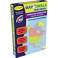 Lorenz Educational Press LEP901082IWB-A1 Map Skills North America Interactive Whiteboard Software [並行輸入品]