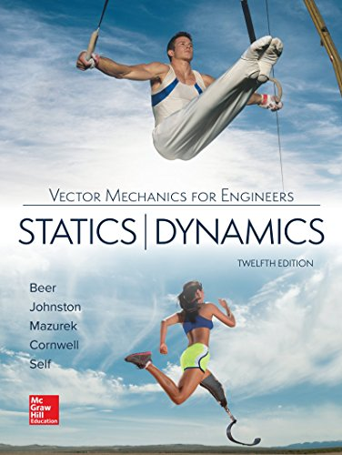 Download Loose Leaf for Vector Mechanics for Engineers: Statics and Dynamics 125997720X