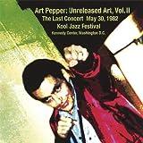 Vol. 2-Unreleased Art: the Last Concert