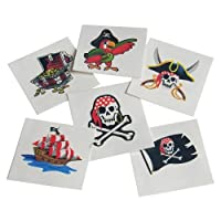 Pirate Tattoos [並行輸入品]