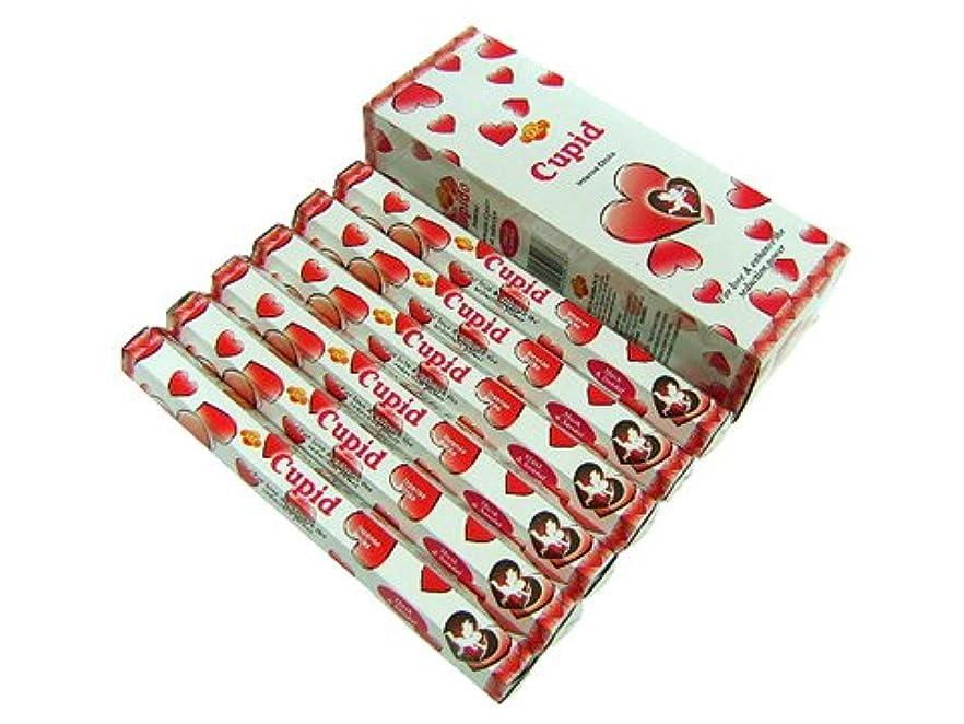レッスン虎散歩SANDESH SAC (サンデッシュ) キューピッド香 スティック CUPID 6箱セット