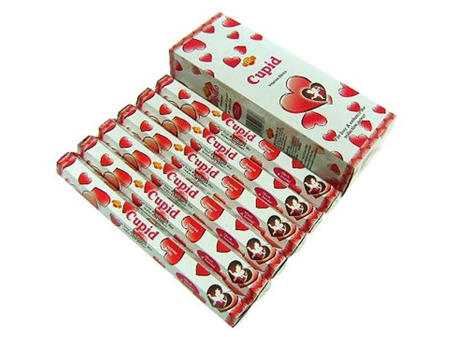誇り教育精度SANDESH SAC (サンデッシュ) キューピッド香 スティック CUPID 6箱セット