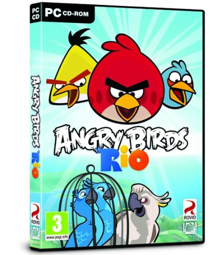 Angry Birds Rio (PC) (輸入版)
