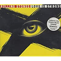 Love is strong [Single-CD]