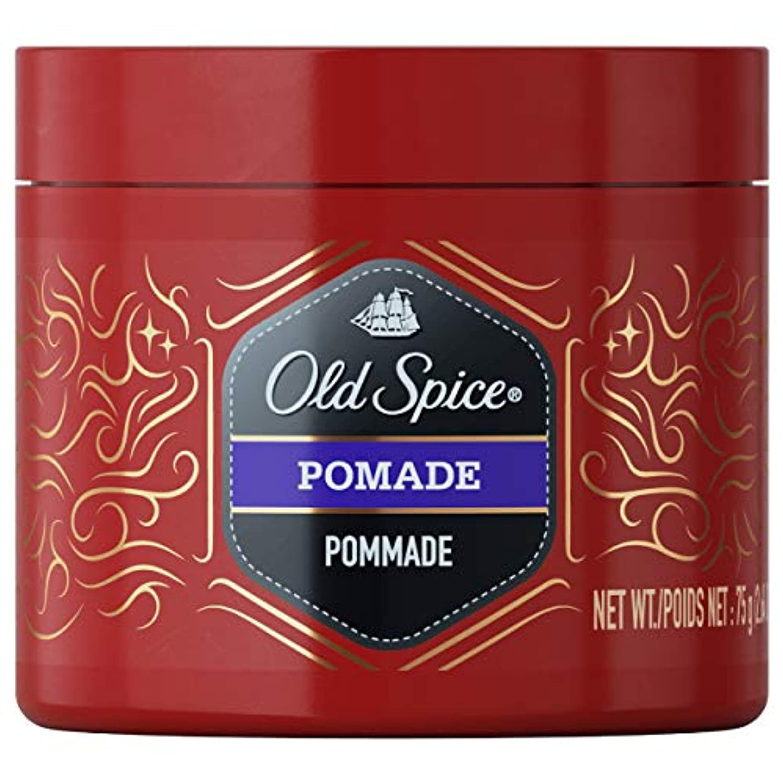 農奴コスト居眠りするOld Spice SPIFFY POMADE オールドスパイス スピッフィーポマード - 2.64 oz(75g) 海外直送