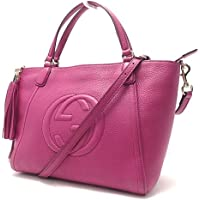 4286aed76599 Amazon.co.jp: GUCCI(グッチ) - ハンドバッグ / バッグ: シューズ&バッグ