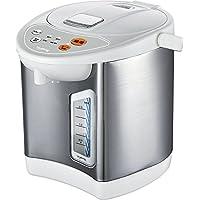 電動給湯ポット 2.2L 水位表示ディスプレイ 360度回転ベース 3段階保温温度設定 安全設計「カラだき防止」機能付き