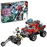 レゴ(LEGO) ヒドゥンサイド エル・フエゴのゴーストハントトラック 70421
