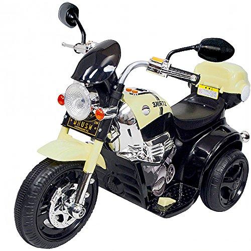 電動 乗用 バイク 014【黒】/ 乗用玩具 / アメリカン タイプ / CBK-014-BK...