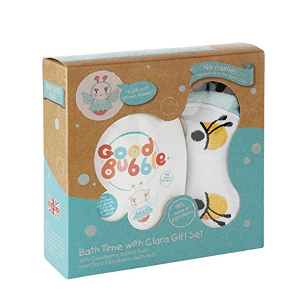 表向き削除する花火良いバブルクララクラウドベリーギフトセット550グラム - Good Bubble Clara Cloudberry Gift Set 550g (Good Bubble) [並行輸入品]