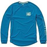 (ホリスター)Hollister メンズ ロングTシャツ ( ロンT ) LOGO GRAPHIC TEE [並行輸入品]