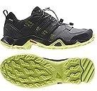 アディダス (adidas) トレッキングシューズ 25.0cm TERREX SWIFT R スウィフト R Gore-Tex ゴアテックス 国内正規品 BZ0605 コアブラック