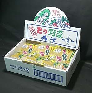 まつやとり野菜みそ200g×12袋/1箱