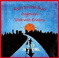 Dragon Ash - Run To The Sun / Walk With Dreams (CD+DVD) [Japan CD] VIZL-493 by Dragon Ash