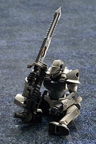 ヘキサギア ガバナー アーマータイプ:ポーンA1 全高約74mm 1/24スケール プラモデル