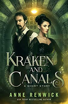 Kraken and Canals (An Elemental Web Short Story Book 2) by [Renwick, Anne]