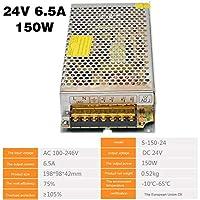 Bonni スイッチング電源DC24V 1A 2A 2.5A 3A 4.5A 5A 6.5A 8.3A 10A 12.5A 15A 16.5A AC 220V to DC24V AC-DC 24V for 24V LED Strip