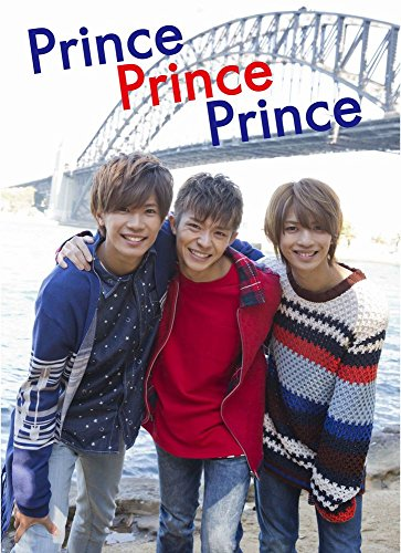 Prince 1st PHOTO BOOK 『 』 ワニブックス NEOBK-2136769