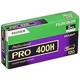 FUJIFILM カラーネガフイルム(プロフェッショナル用) フジカラー PRO400H ブローニー 12枚 5本 120 PRO400H EP NP 12EX 5