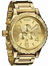 ニクソン NIXON 51-30 クロノ CHRONO クロノグラフ 腕時計 A083-502 [並行輸入品]