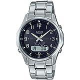 [カシオ] 腕時計 リニエージ 電波ソーラー LCW-M100DE-1A3JF メンズ シルバー