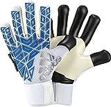 adidas(アディダス) サッカー ゴールキーパーグローブ ACE TRANS スーパー BPG73 ホワイト×ショックブルーS 16 ×ブラック(AP6992) 7