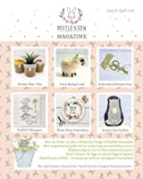 Bustle & Sew Magazine Issue 87 April 2018 [並行輸入品]