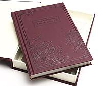 [HummingBird] 鍵付き 日記帳 ノート 中世 ヨーロッパ 風 (ワインレッド)