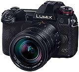 パナソニック ミラーレス一眼カメラ ルミックス G9 レンズキット 標準ズームライカDGレンズキット ブラック DC-G9L-K