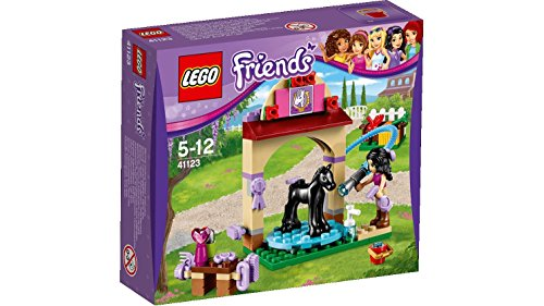 レゴ (LEGO) フレンズ 子馬のシャワー 41123