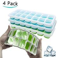 アイスキューブ型。 14-Ice Cube Trays ブルー AOI003