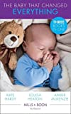 The Baby That Changed Everything: A Baby to Heal Their Hearts / the Baby That Changed Her Life / the Surgeon's Baby Secret (By Request)